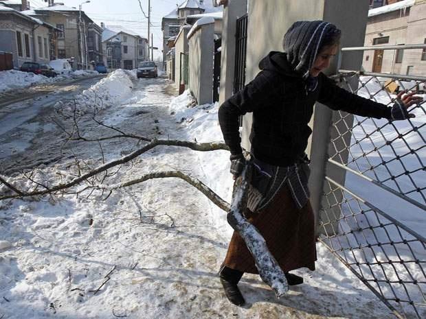 Во последните 24 часа седум лица починале од студ во Полска