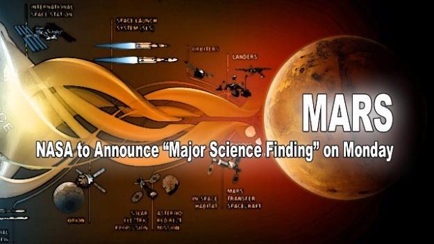 НАСА најави вонредна конференција  Дали се пронајдени траги на живот на Марс